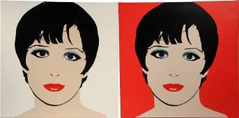 "DEBORAH KASS (NY, 1952 - ) - ""Cindy Sherman"", 1995."