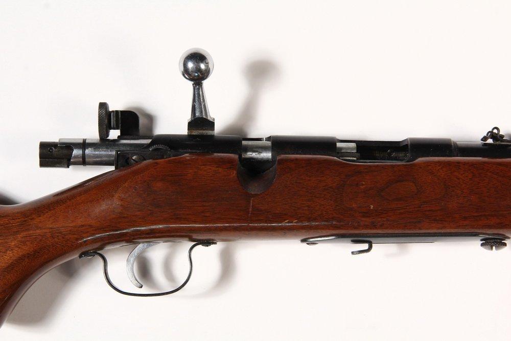 RIFLE - Stevens Model 56c 'Buckhorn' .22 cal s/l/lr - 2