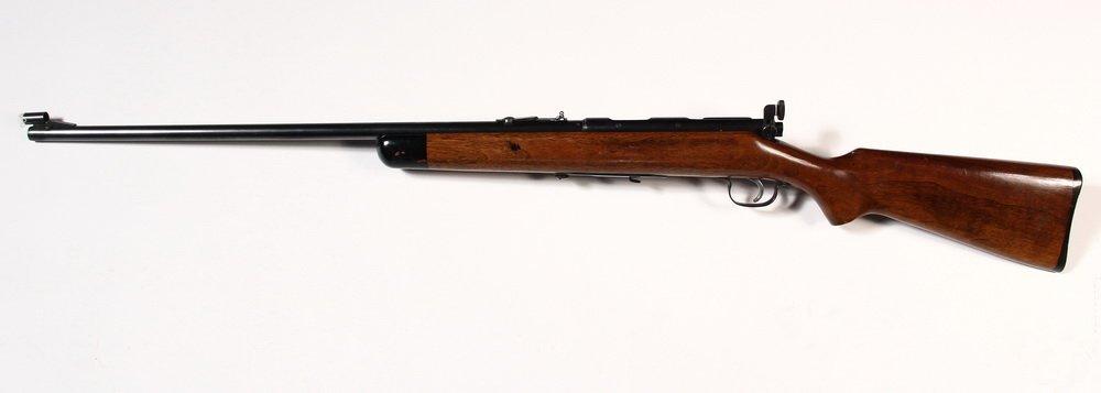 RIFLE - Stevens Model 56c 'Buckhorn' .22 cal s/l/lr - 4