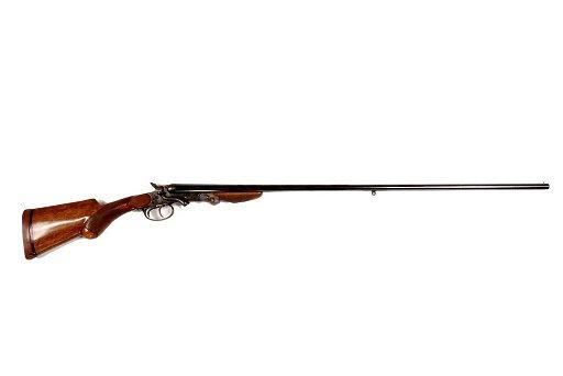 BELGIAN YOUTH SHOTGUN -  410 Gauge Double Barrel Breech