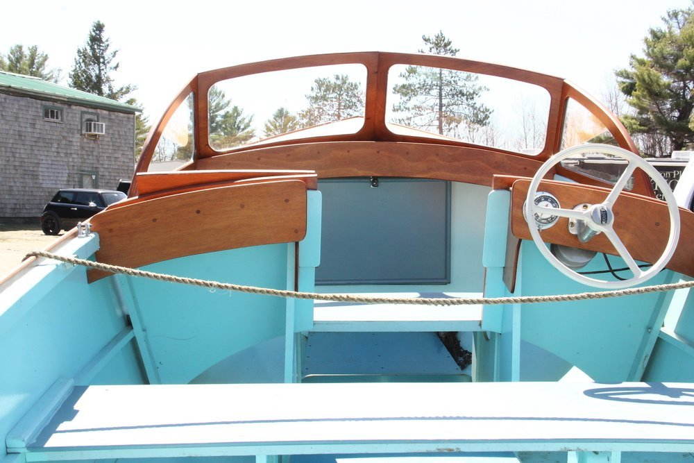 16 FOOT BRISTOL RUNABOUT - Boat, Motor and Trailer, all - 6