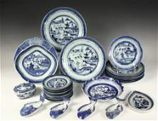 (25 PCS) CHINESE EXPORT PORCELAIN - 18th/19th c.