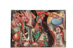 ARTHUR BEECHER CARLES (PA, 1882-1952) - Still Life