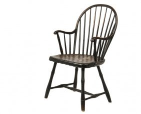 Windsor Armchair - American Continuous Arm Bowback