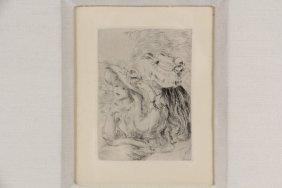 """Pierre-auguste Renoir (france, 1841-1919) - """"le Chapeau"""