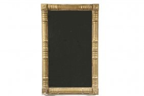 Federal Period Looking Glass - Entry Hall Mirror In