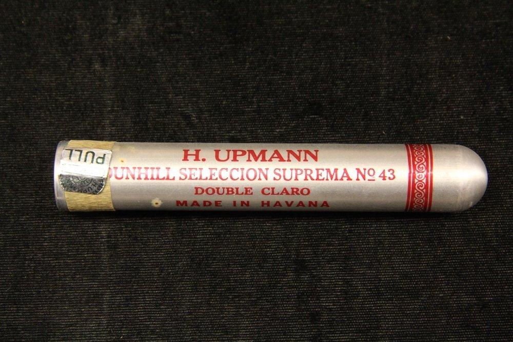 BOX OF PRE-EMBARGO CUBAN CIGARS - H. Upmann Dunhill - 6