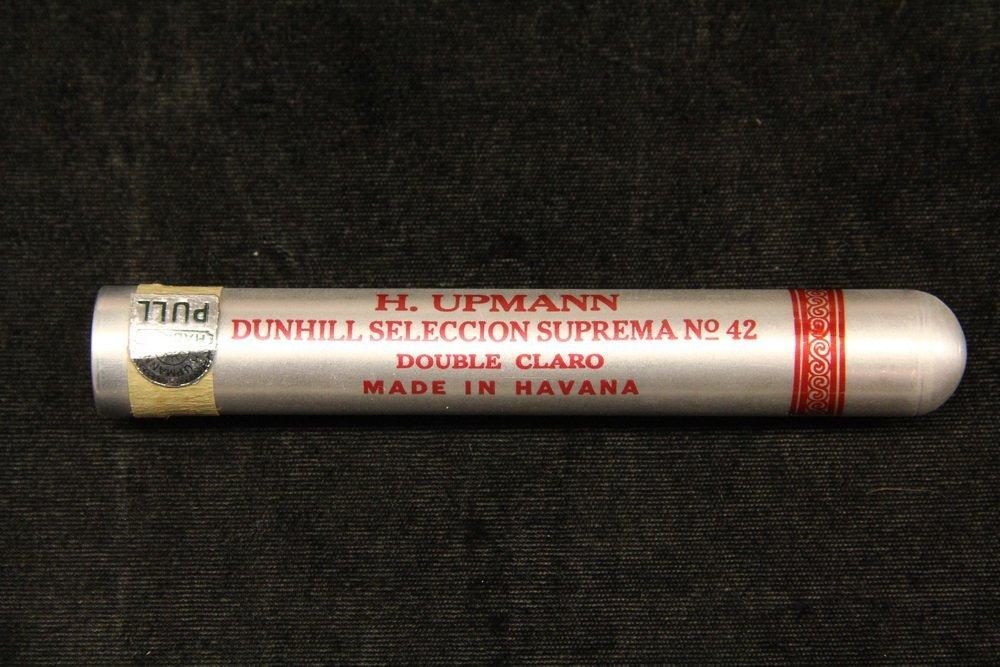 BOX OF PRE-EMBARGO CUBAN CIGARS - H. Upmann Dunhill - 8