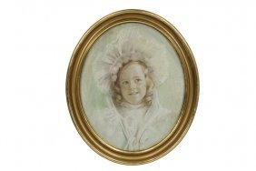 Florence Ada Fuller (australia, 1867-1940) - Oval