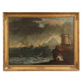 Michele Felice Corne (ri/ma/italy/france, 1752-1845) -