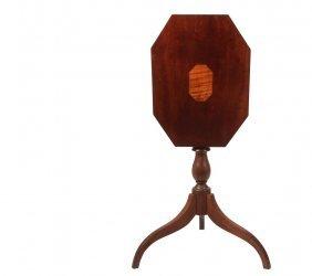 Coastal New England Candlestand - Circa 1800, Fine