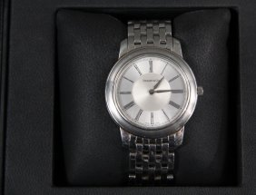Tiffany Wristwatch - Tiffany & Co. Stainless Steel