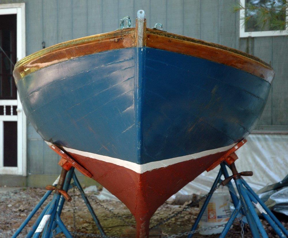 HERRESHOFF 12 1/2 SAILBOAT - Wood Hull Herreshoff 12 - 8