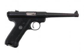 Ruger Target Pistol - Sturm Ruger Mark 1, .22 Long