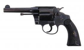 Colt Revolver - Colt .38 Cal 'police Positive', S/n