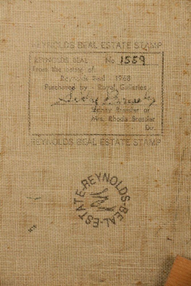 """REYNOLDS BEAL (MA/RI/NY, 1866-1951) - """"USS - 8"""