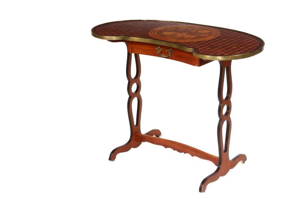 FRENCH LADY'S WRITING DESK - Petite table rognon de