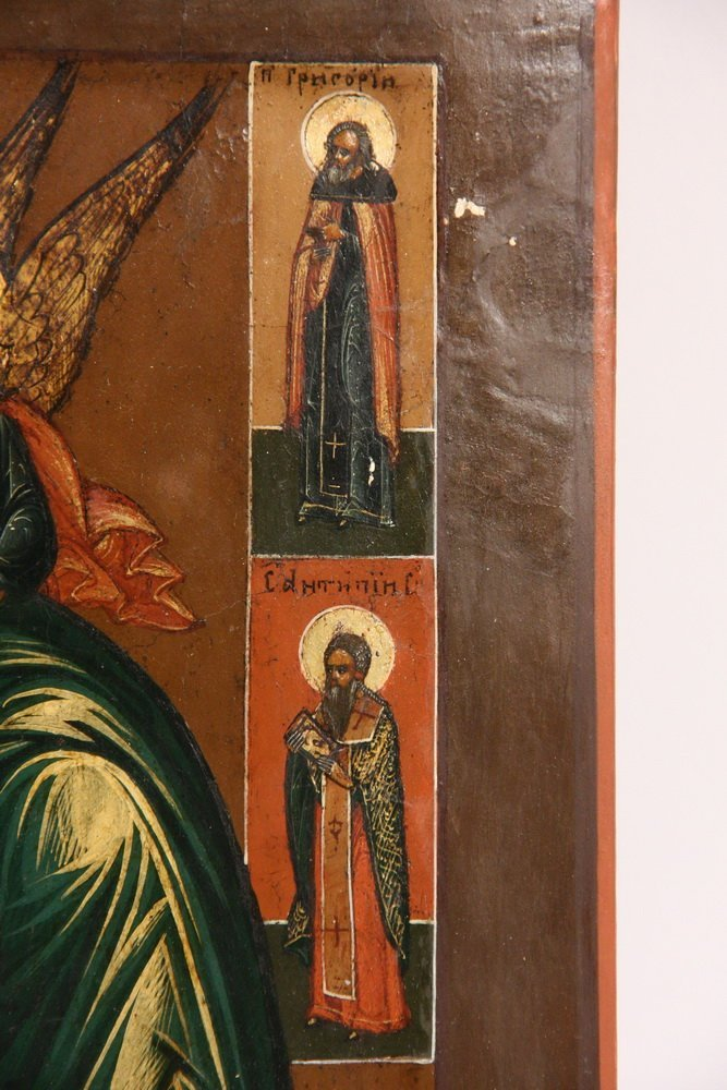 RUSSIAN ICON - Well Painted Icon of Saint John the - 4