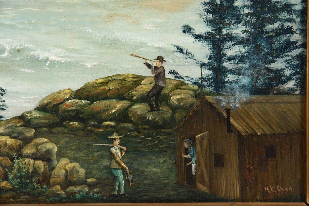 """NORRIS EDGAR CARD (ME, 1859-1897) - """"New Brunswick - 3"""