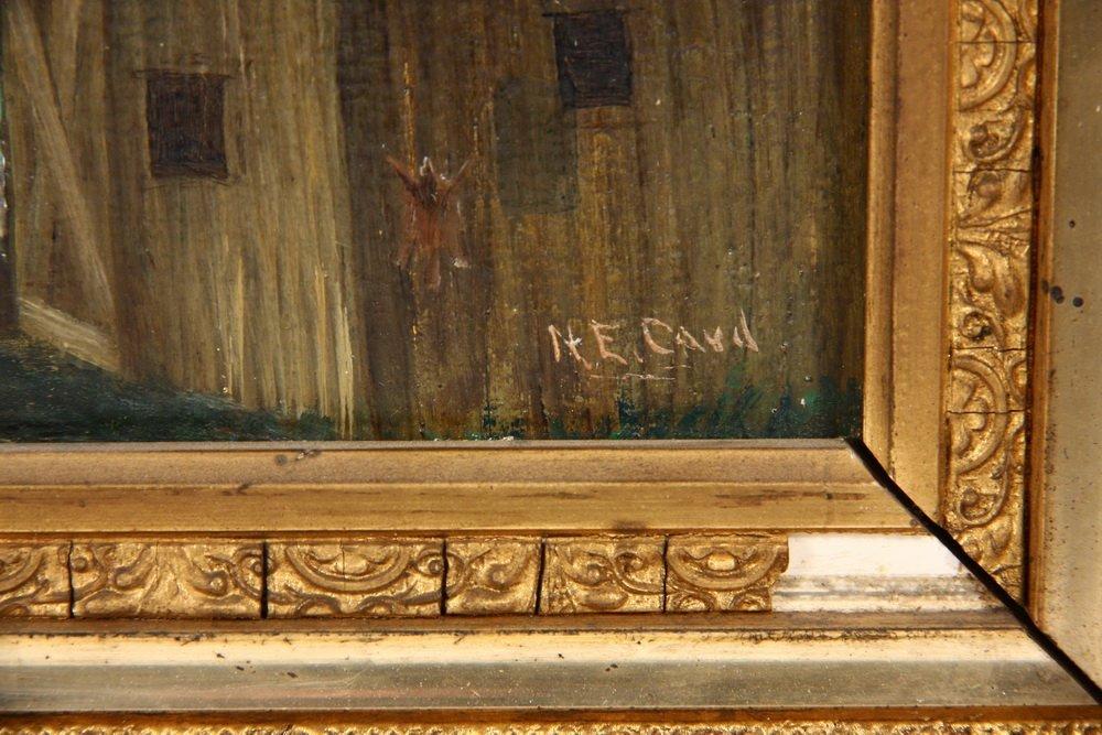 """NORRIS EDGAR CARD (ME, 1859-1897) - """"New Brunswick - 4"""