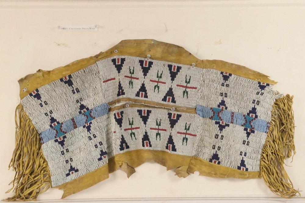 NATIVE AMERICAN BEADWORK - Southern Cheyenne Indian - 2