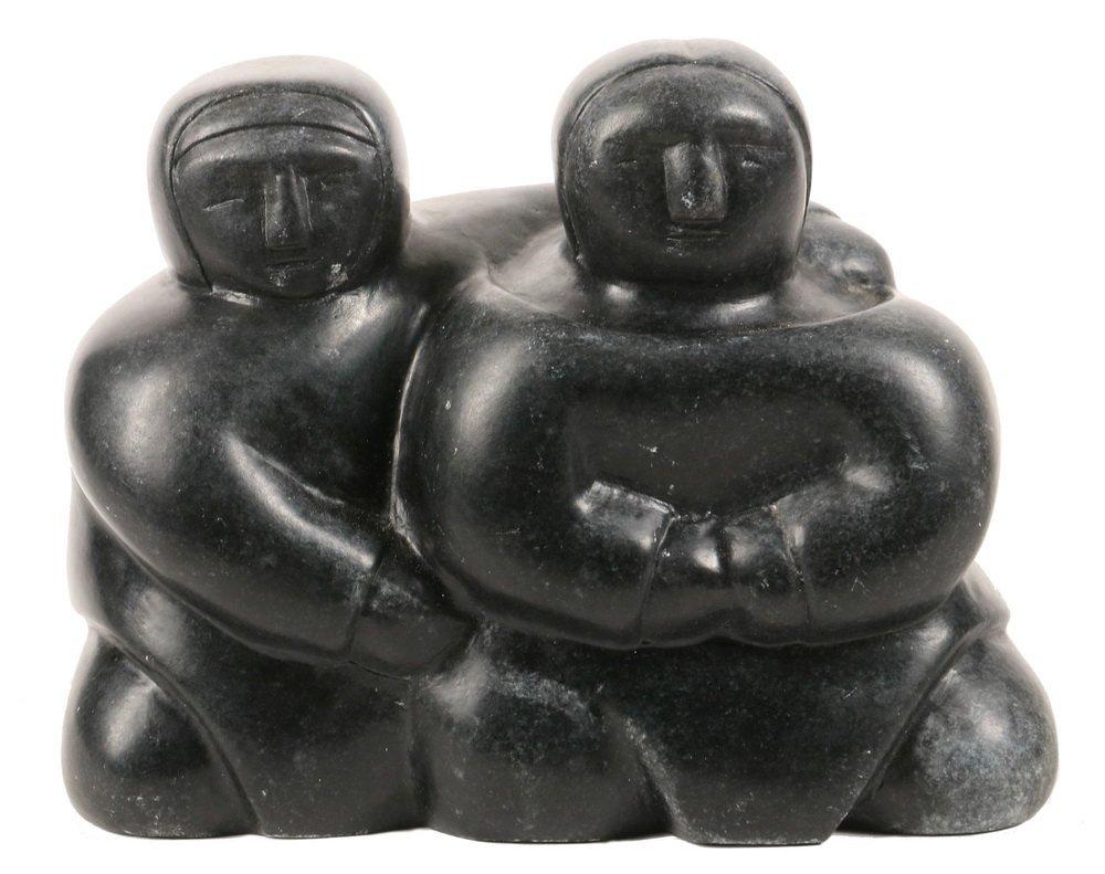 MALAYA AKULUKJUK (Canada, 1915-1995) - Inuit,