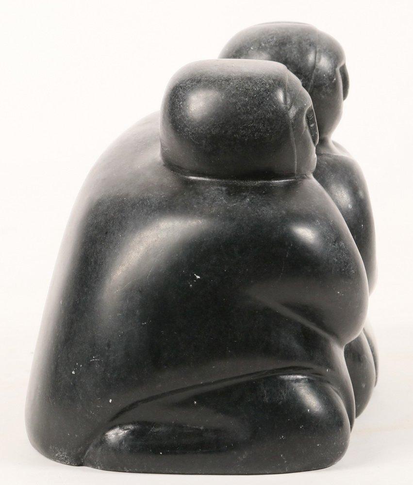 MALAYA AKULUKJUK (Canada, 1915-1995) - Inuit, - 4