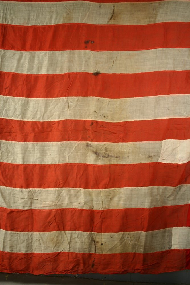RARE US NAVY 42-STAR FLAG - American National Flag from - 3
