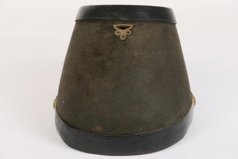 CIVIL WAR KEPI - Union Soldier's Parade Kepi with brass - 4