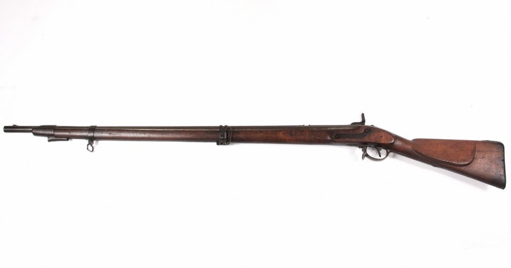IMPORTED CIVIL WAR MUSKET - M1854 Austrian Lorenz - 5