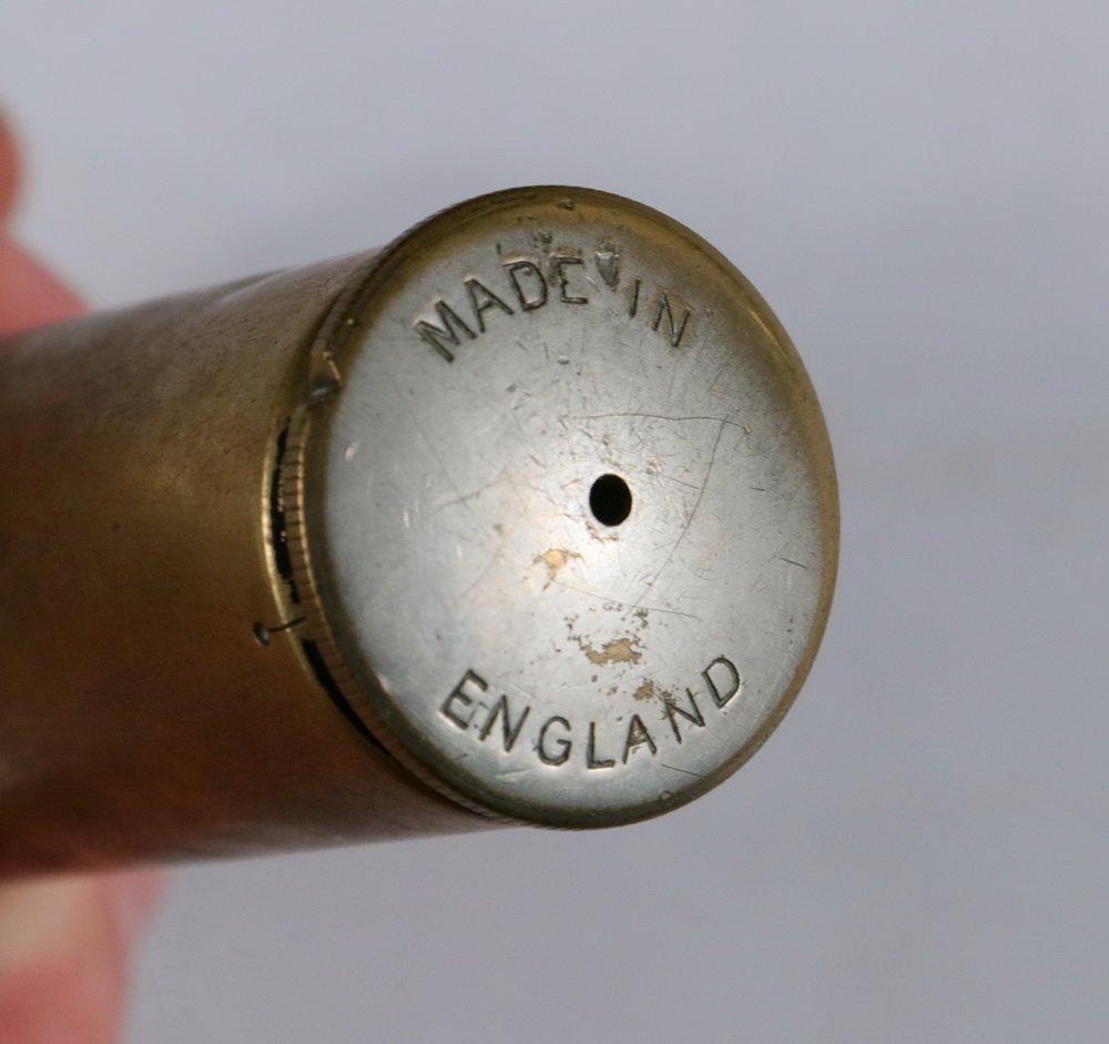 SCARCE BRITISH CALCULATOR - Otis King's Patent - 3