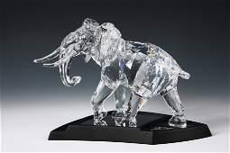 SWAROVSKI CRYSTAL ELEPHANT  2006 Swarovski Crystal