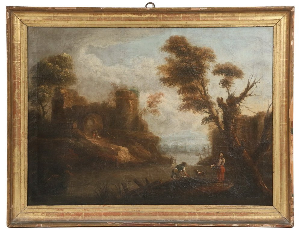 OLD MASTERS PAINTING - Italian School, late 17th to