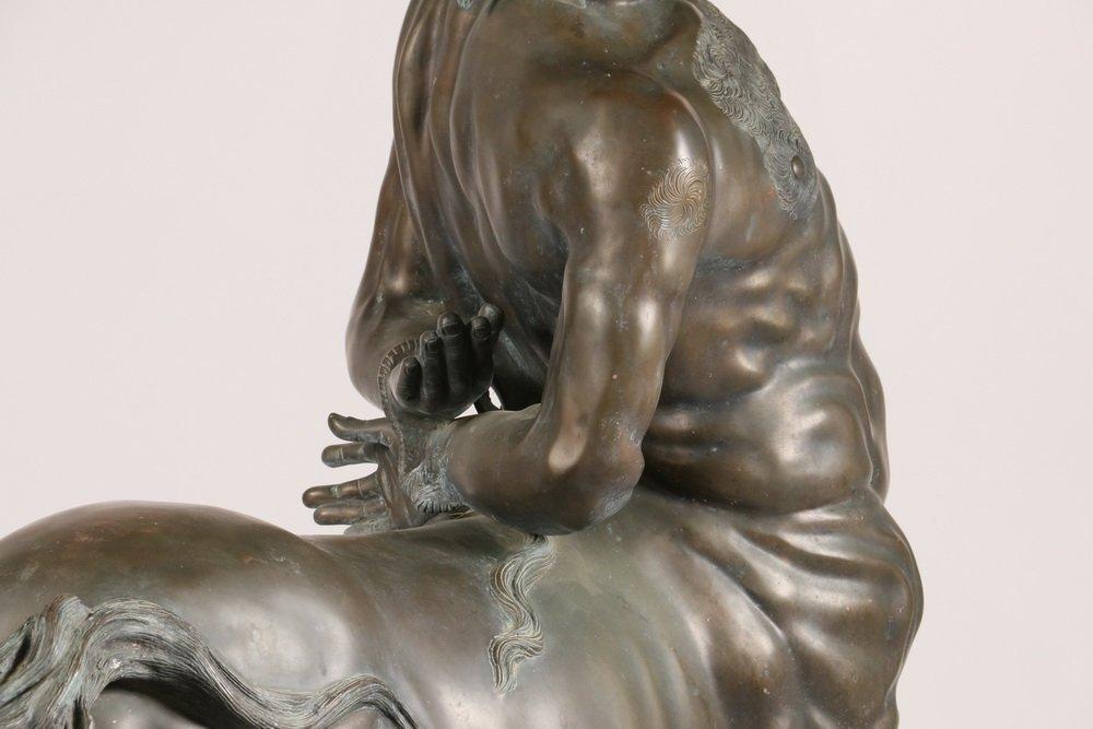 FERDINANDO DE LUCA (19th - 20th c. Italy) - Monumental - 4