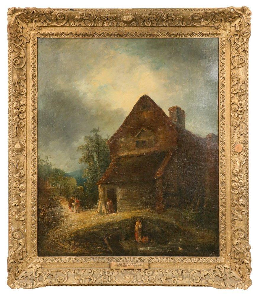 "JOHN (OLD CROME) CROME (UK, 1768-1821) - ""The Old"