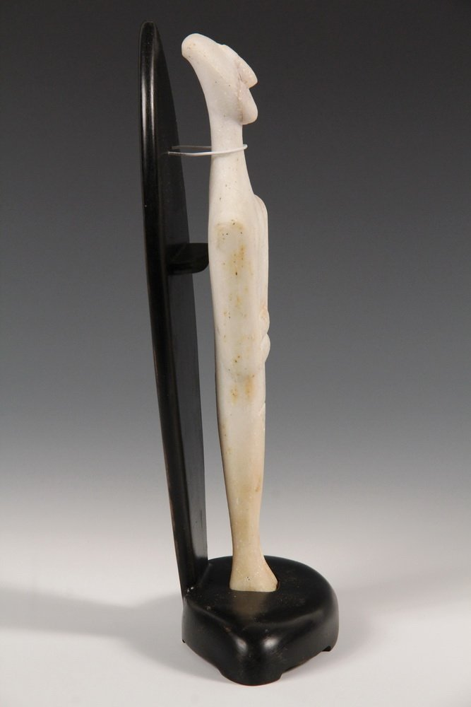 CYCLADIC FIGURE - Figurine of a Man, from Syros - 2