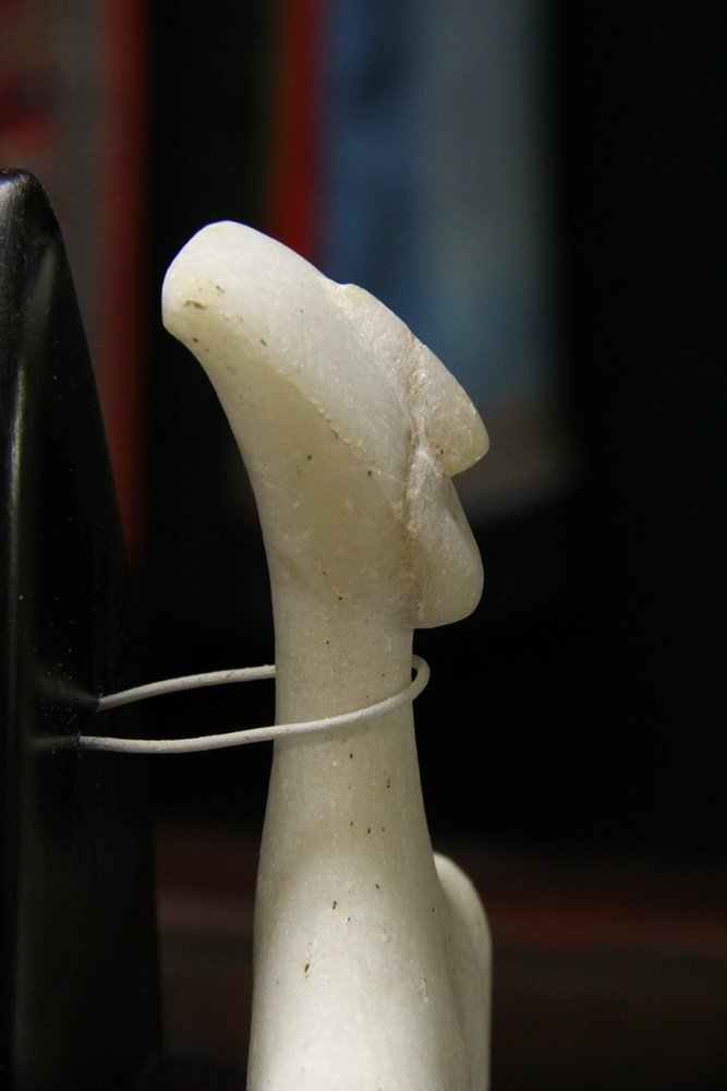 CYCLADIC FIGURE - Figurine of a Man, from Syros - 7