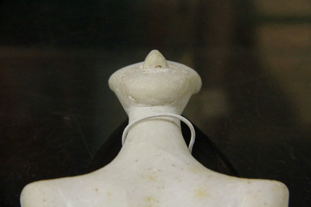 CYCLADIC FIGURE - Figurine of a Man, from Syros - 9