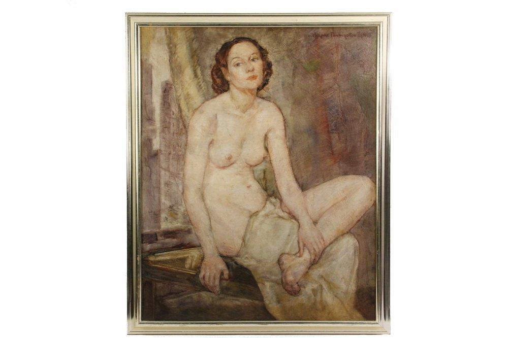 """JEROME PENNINGTON DEWITT (NY/NJ, 1895-1940) - """"Kay"""","""