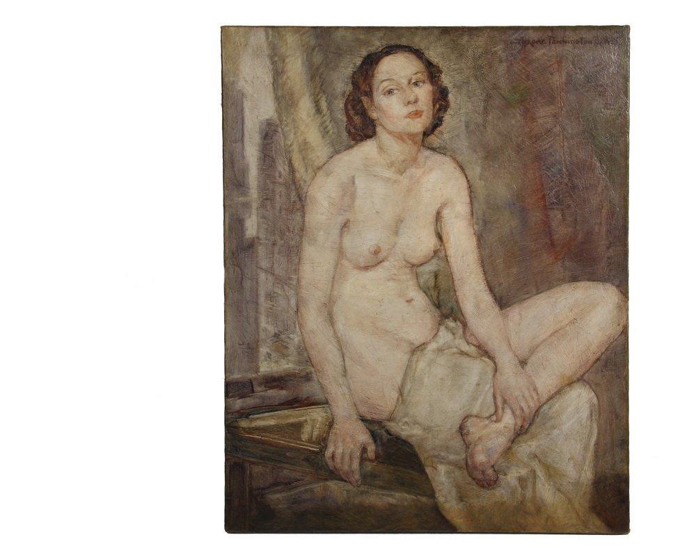 """JEROME PENNINGTON DEWITT (NY/NJ, 1895-1940) - """"Kay"""", - 2"""