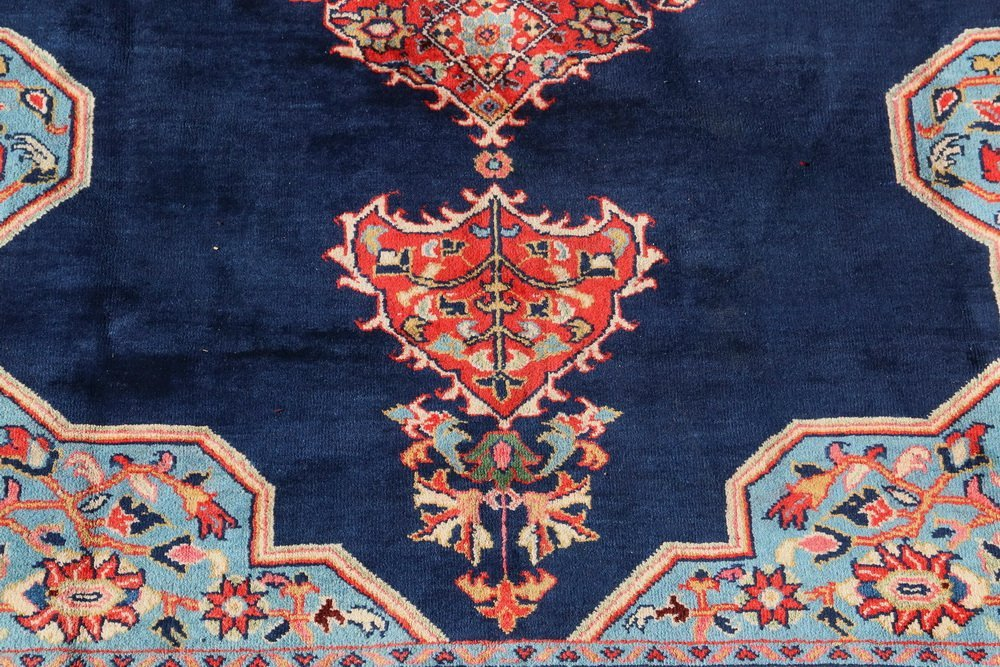 "KURDISH CARPET - 8'8"" x 12' - Northwest Persia, - 3"