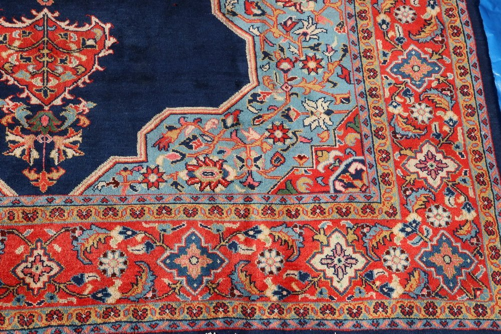 "KURDISH CARPET - 8'8"" x 12' - Northwest Persia, - 4"