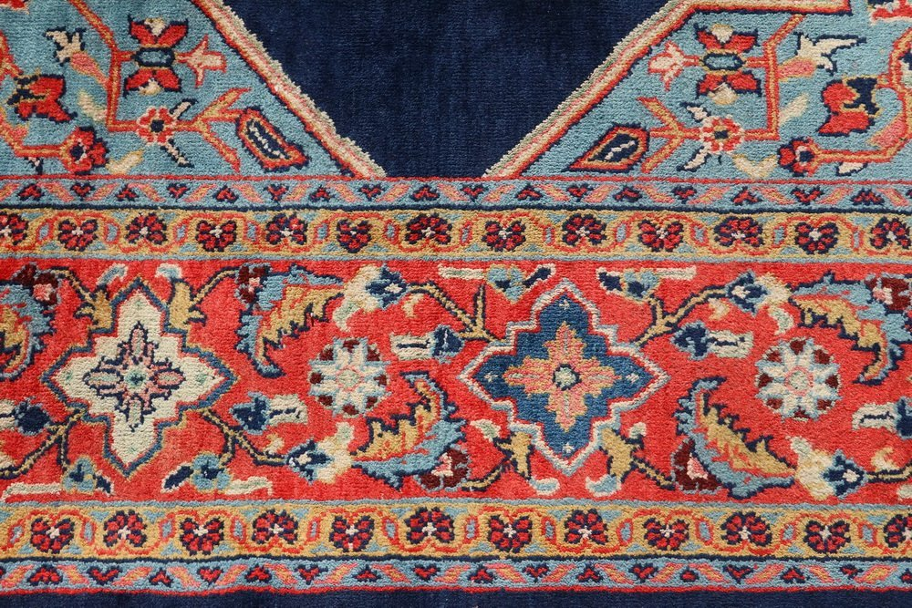 "KURDISH CARPET - 8'8"" x 12' - Northwest Persia, - 5"