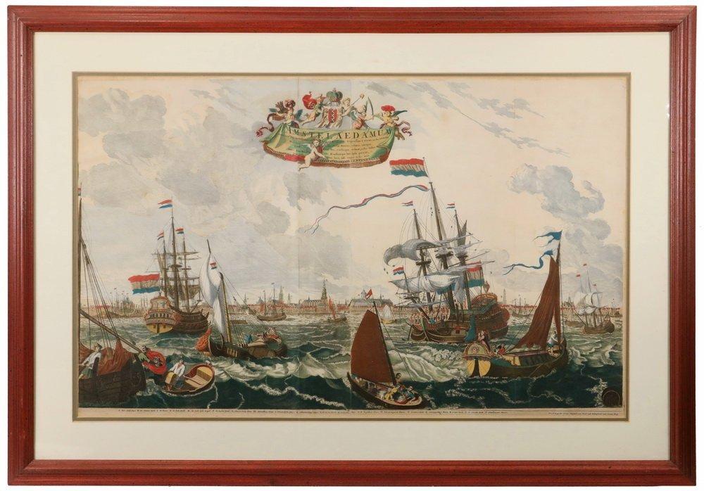 PIETER VAN DE BERGE (Netherlands, 1659-1737) -