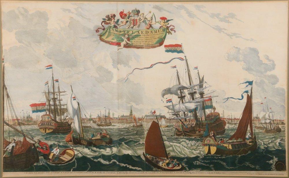 PIETER VAN DE BERGE (Netherlands, 1659-1737) - - 2