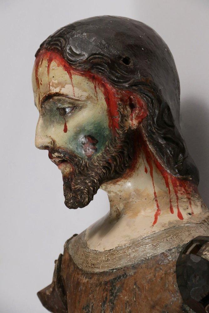 COLONIAL ARTICULATED SANTOS - Figure of Cristo, Quito - 5