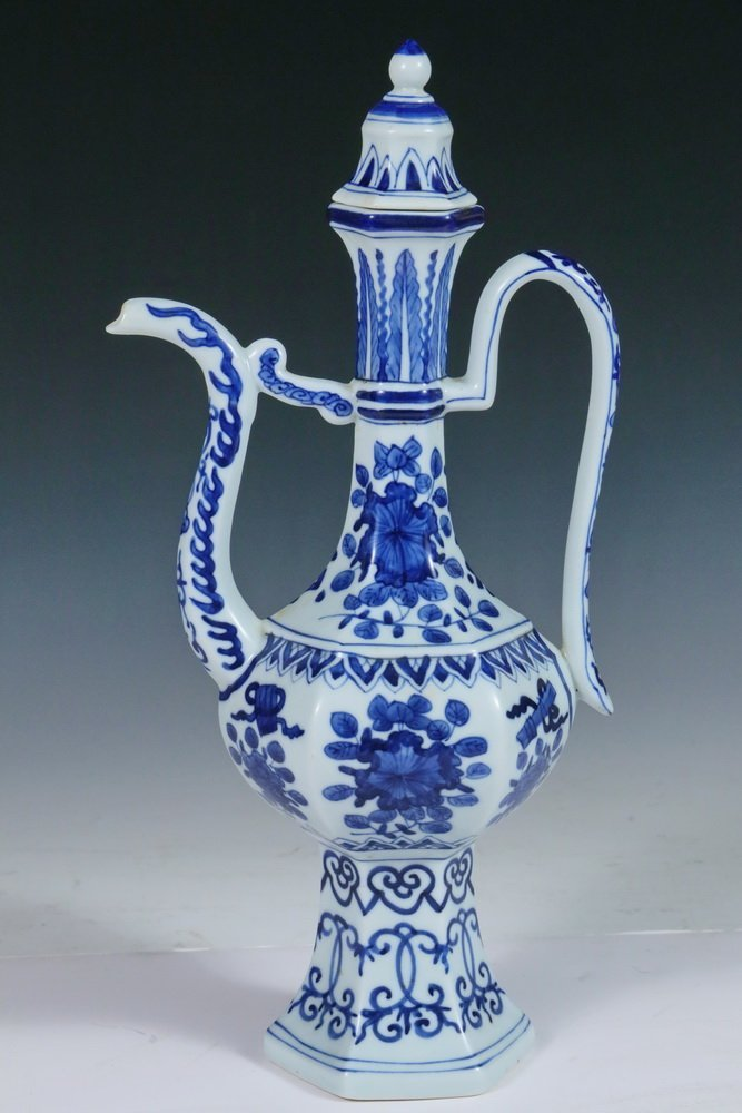 CHINESE PORCELAIN - Collection of (9) 20th c. - 5