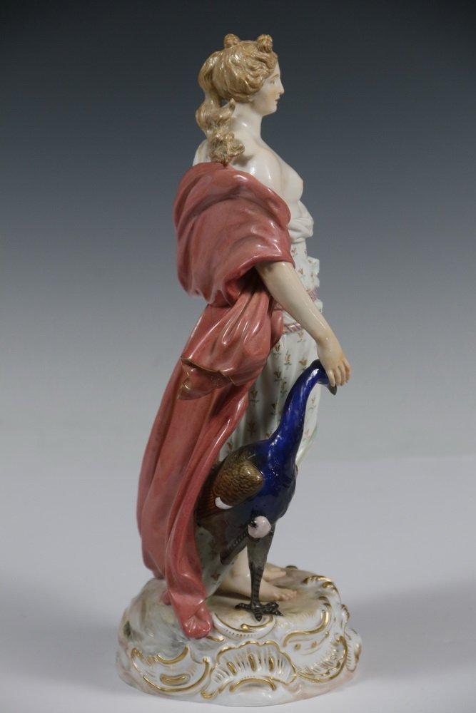 RARE MEISSEN PORCELAIN FIGURINE - Standing Figure of - 4