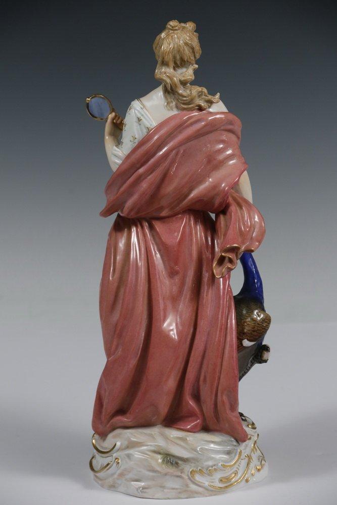 RARE MEISSEN PORCELAIN FIGURINE - Standing Figure of - 5