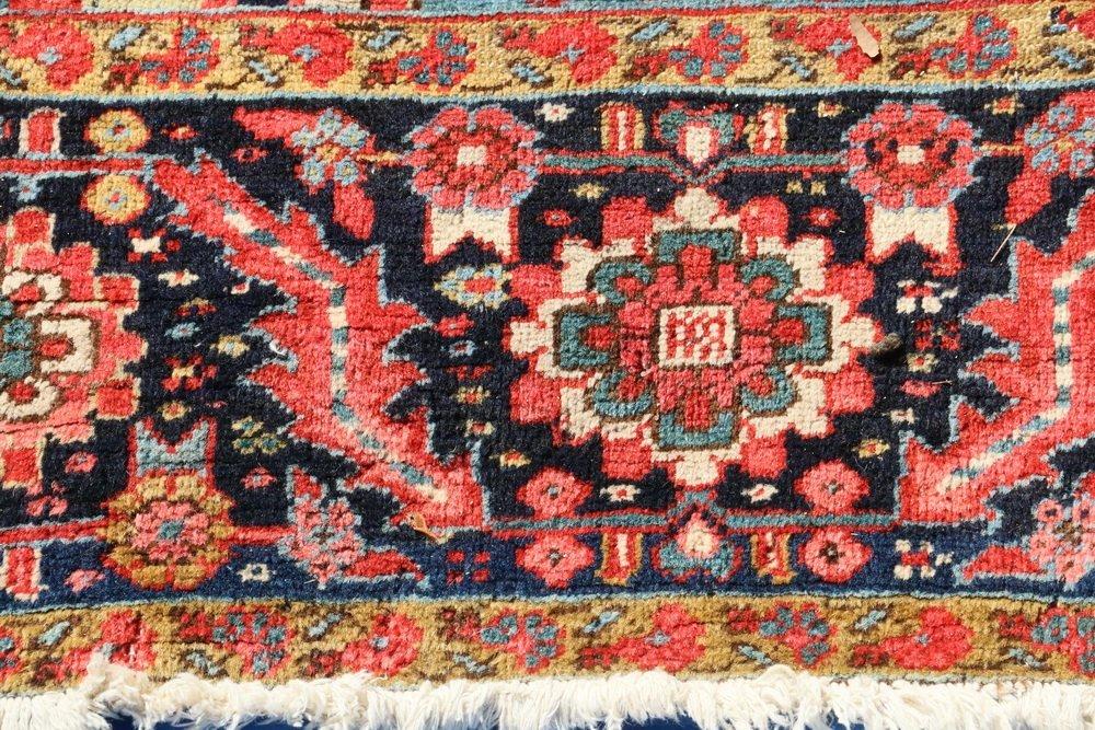 HERIZ CARPET - 9 1/2' x 13' - Northwest Persia, second - 4